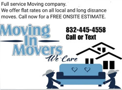 Moving In Movers