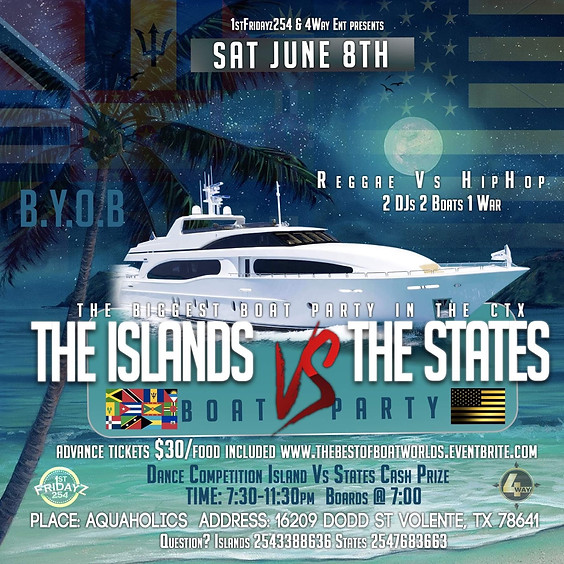 The Islands VS The States