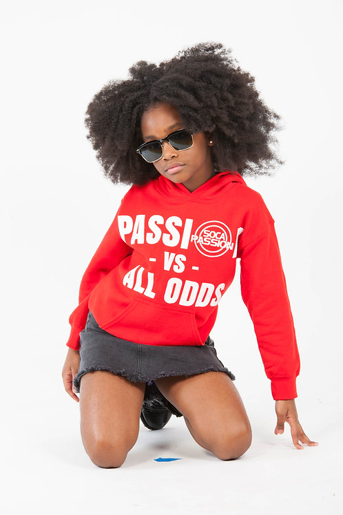 Passion VS All Odds Youth Girl