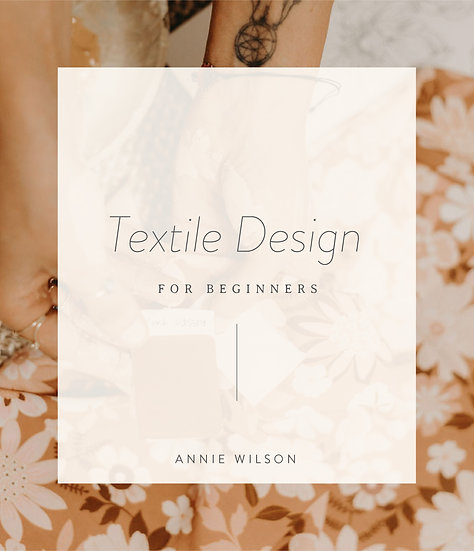 Textile Design For Beginners