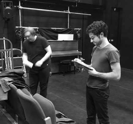 Scratch Shakespeare Rehearsals