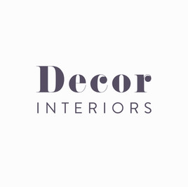Decor interiors logo