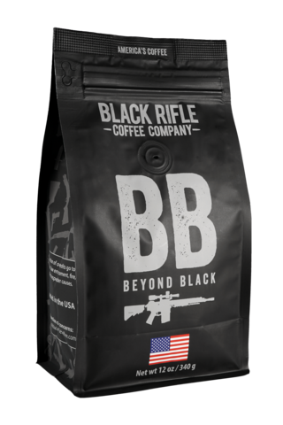 BEYOND BLACK COFFEE ROAST