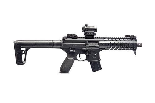 SIG SAUER MPX AIR GUN W/RED DOT