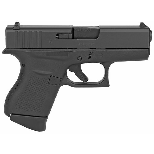 GLOCK 43 - LE ONLY 9MM 2 MAGS