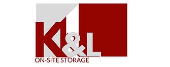 K & L Storage Logo