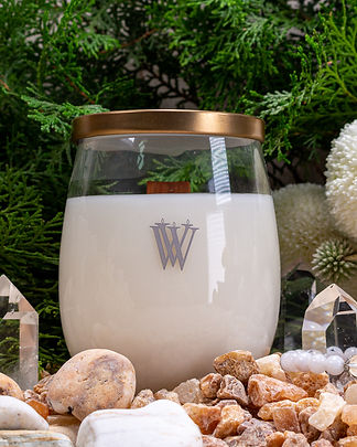 Bai Yu Lan | Fragrance | Candle | Lift Your Mood