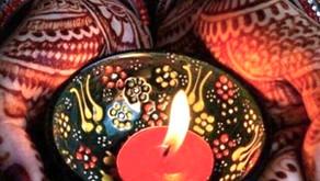 Diwali y la Luna Nueva en Escorpio