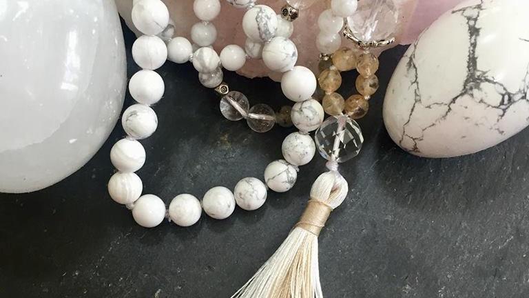 Goddess Collection: Saraswati Mala