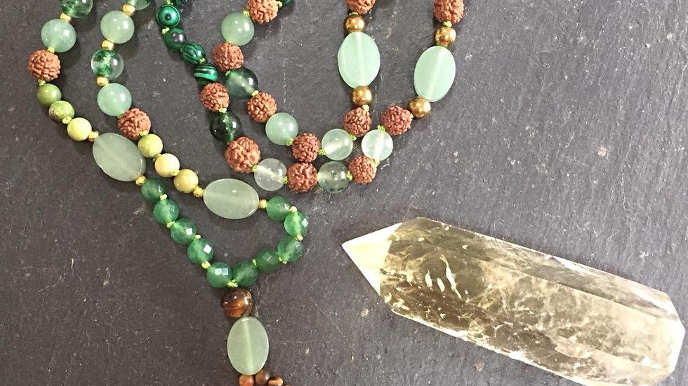 Green Tara Mala