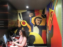 Bespoke wall art