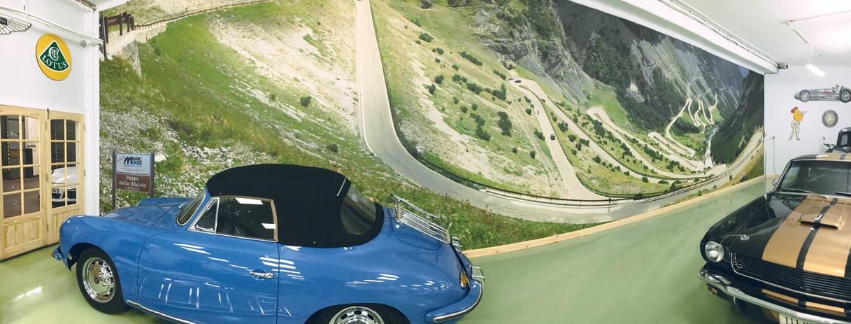 Howard Wise Cars, Stelvio Pass