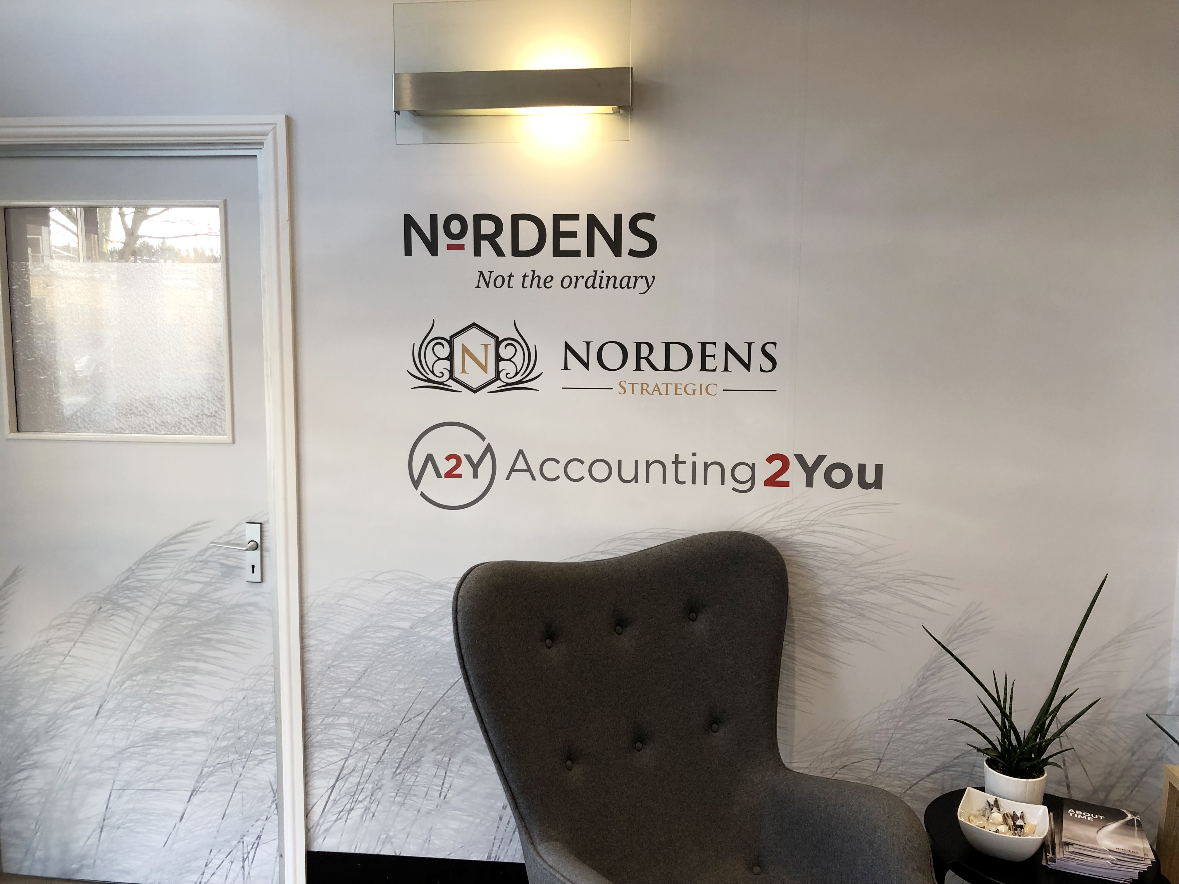 Nordens Entrance Hall