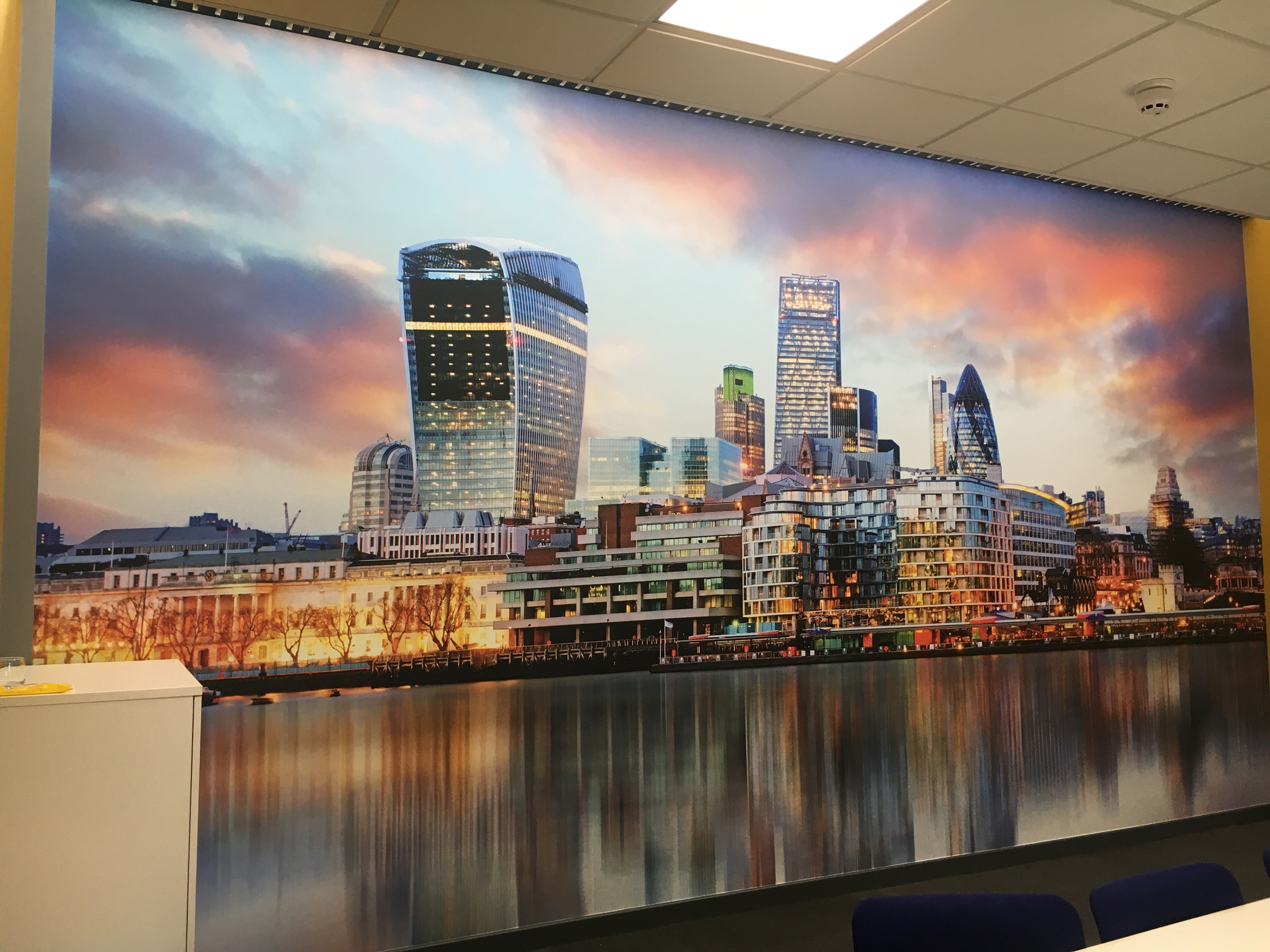 London City Meeting Room