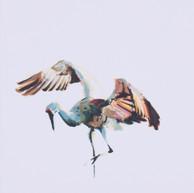 Dancing Crane, 2019