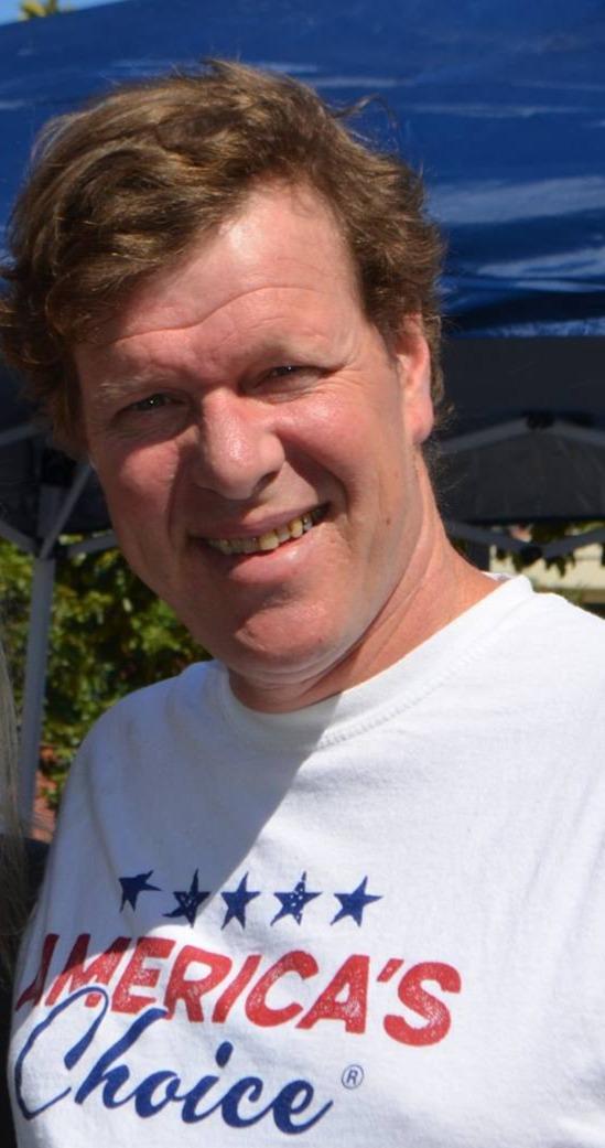 Kirk Lawton, Chairman