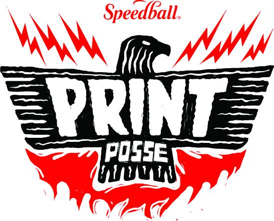 Speedball Print Posse
