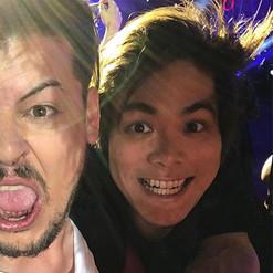 Vincent C et Shin Lim