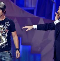 Vincent C et Edouard Baer Juste Pour Rire 2010