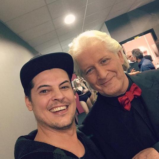 Mon nouvel ami, Patrick Sébastien