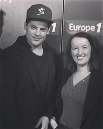 Vincent C et Anne Roumanoff