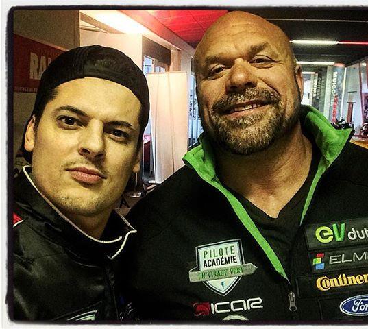 Vincent C et Hugo Girard