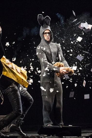 Vincent C Humoriste | magicien Le Bazooka de la mort