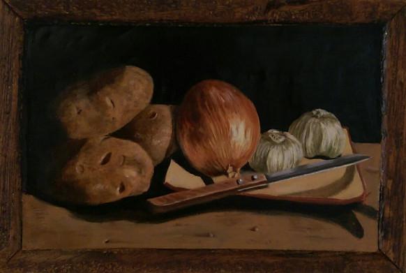 Kitchen Vegetables