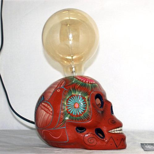 Xavier Lamp skull