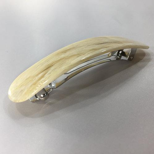 Barette vintage impression bambou