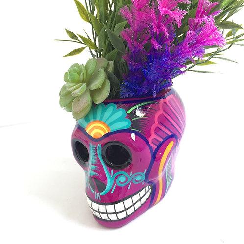 Flora Flower pot skull