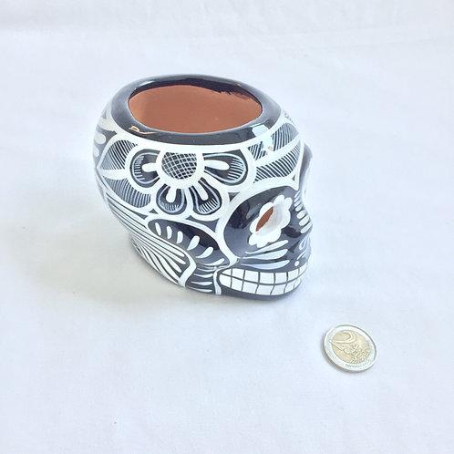 Federico Flower pot skull