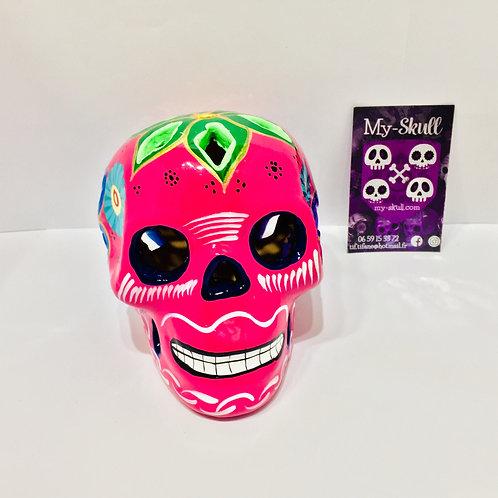Yuma Medium skull