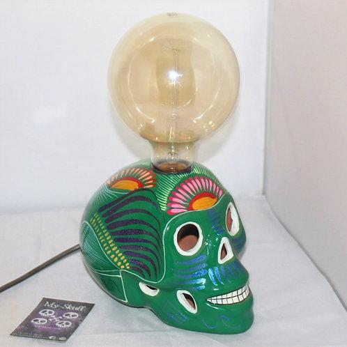 Ricardo Lamp skull