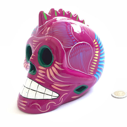 Angelika Punk skull
