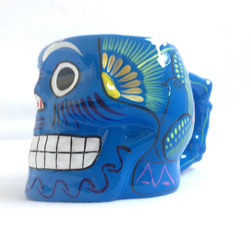 Rafael Mug skull