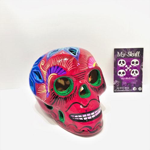 Maya Medium skull