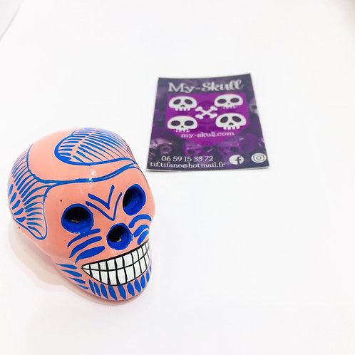 Azulo Small skull