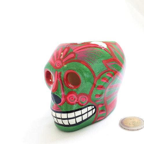 Augustino Flower pot skull