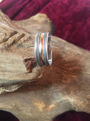 L'anneaux Or et Argent