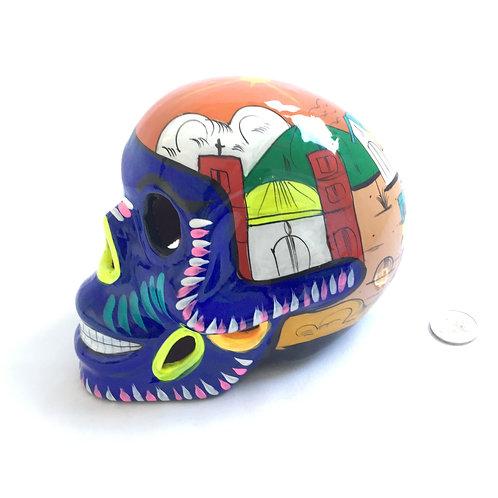 Alonso Big skull