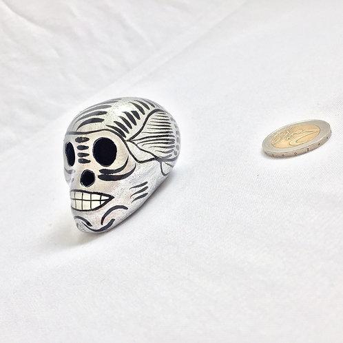 Silver Small skull