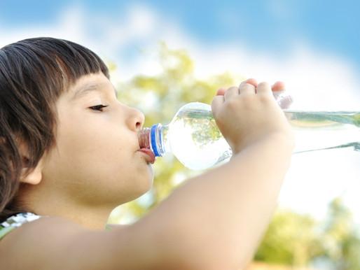 5 Maneras Para Mantener a tu Pequeño Hidratado