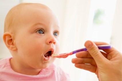 Haz el quiz: ¿Cómo Se Si Mi Bebé Está Listo Para Empezar Sólidos?