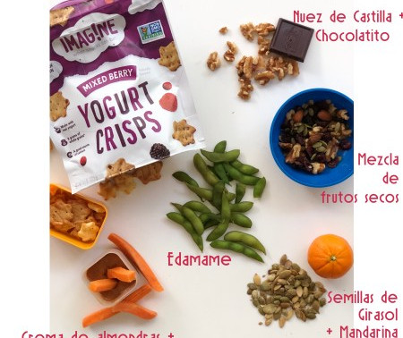 Nutritious, tasty, and convenient snacks for kids on the go