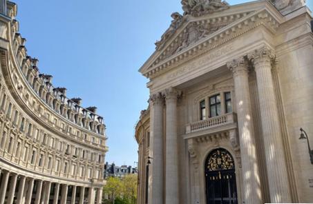 Paris visits in Summer 2021