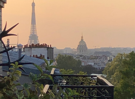 Who takes care of your second home in Paris?