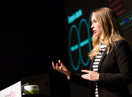 3 Questions To ... Annabel Jamieson Edwards