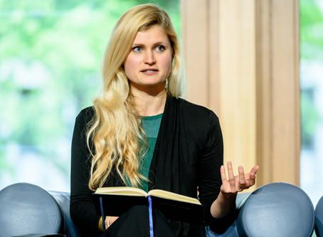 3 Questions To... Ulrike Franke