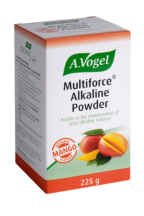 A. Vogel Multiforce Alkaline Powder - Mango